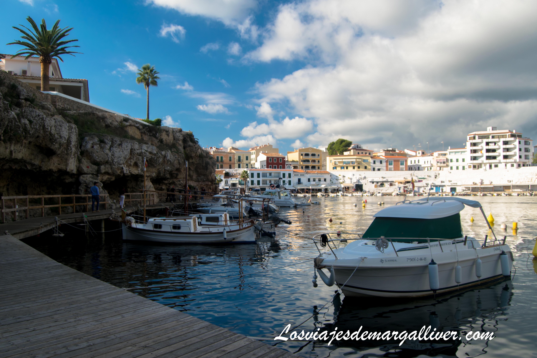cales fonts , Menorca en Invierno - Los viajes de margalliver